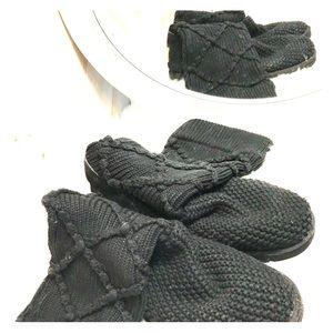 Ugg classic argyle knit stivali boots